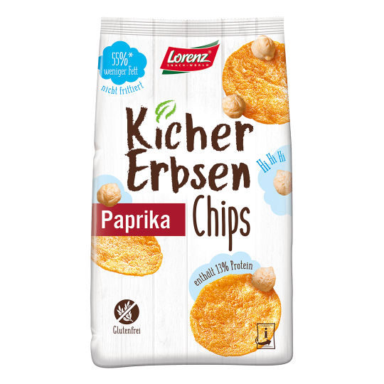 Kichererbsen-Chips